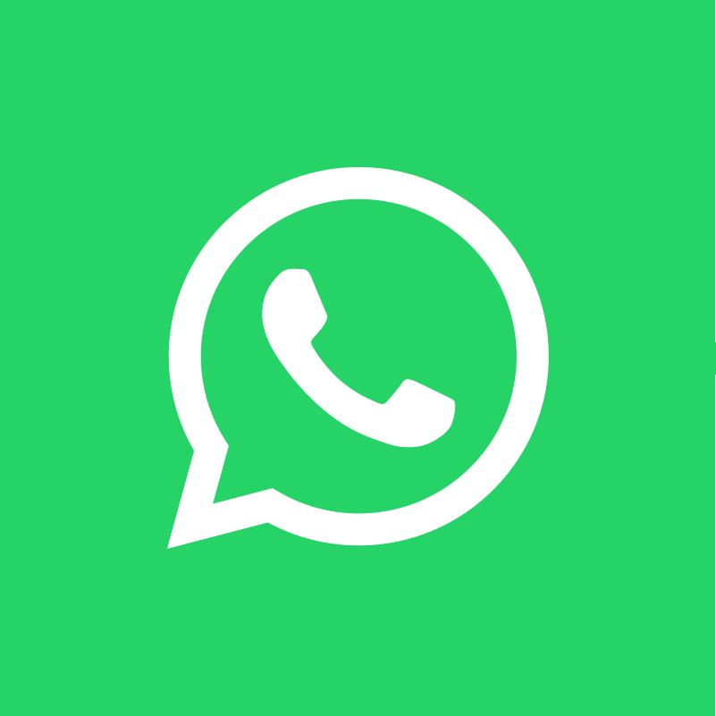 Contate-nos via Whatsapp